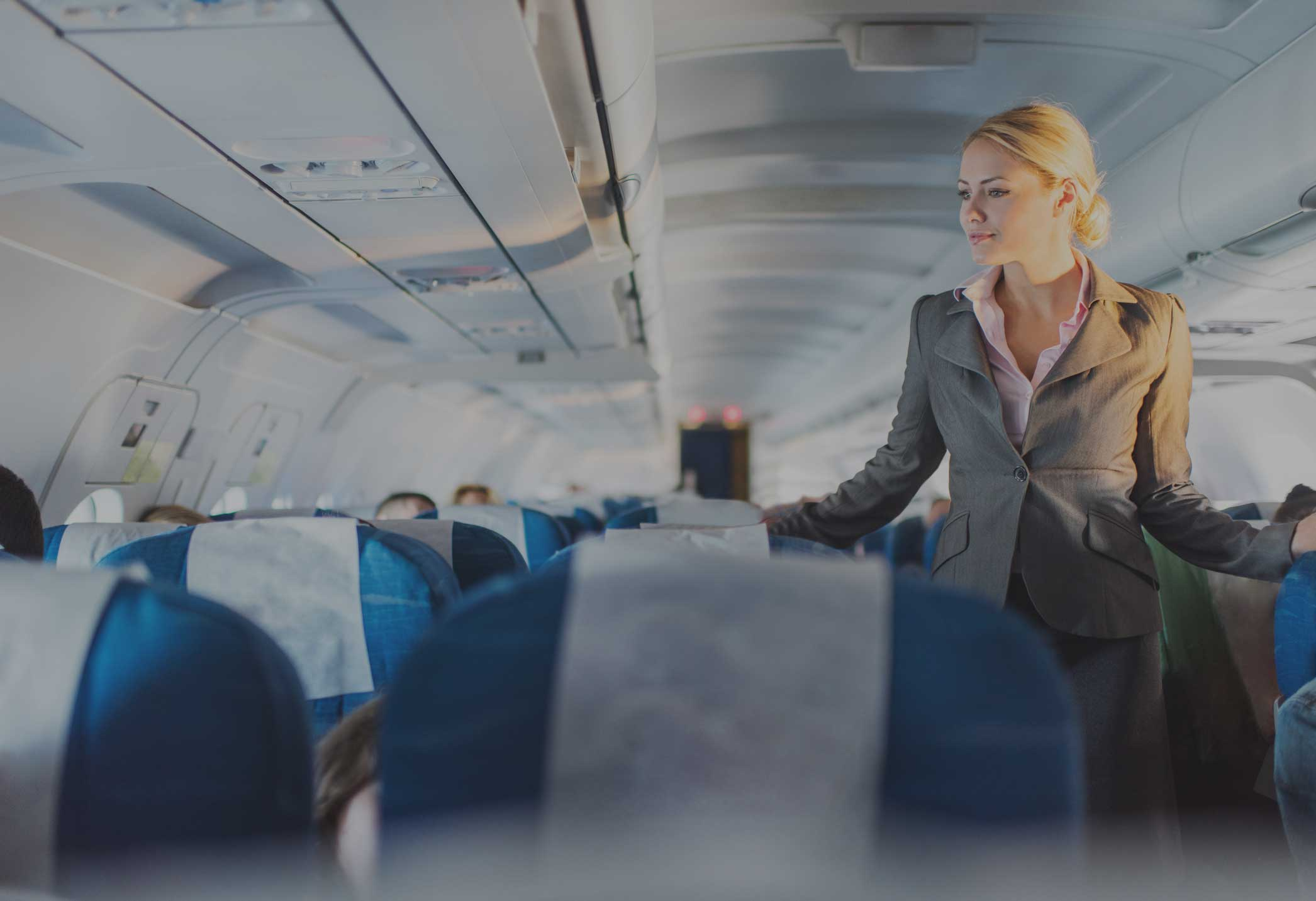 Become a cabin crew member